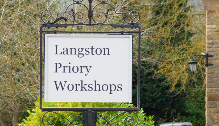 Contact Us - Find Kingham Jewellery School at Langston Priory Workshops